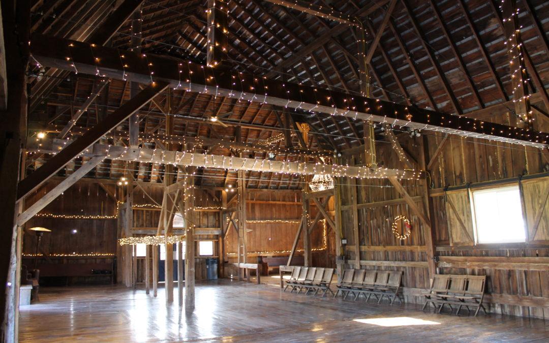 Barn & Terrace Gallery